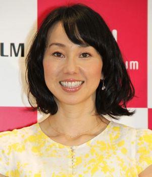 2人目妊娠を発表した東尾理子.JPG
